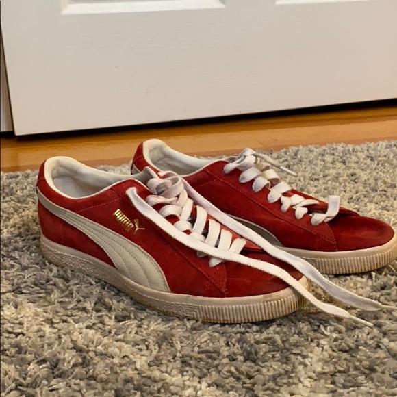 Noveno Nunca Afectar  Puma Shoes   Vintage Sneakers   Poshmark